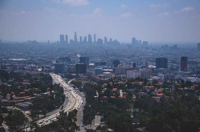 car hire los angeles neighborhoods