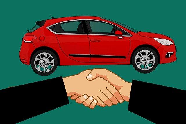 lease a car less than 1 year handshake