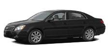 black toyota camry sedan