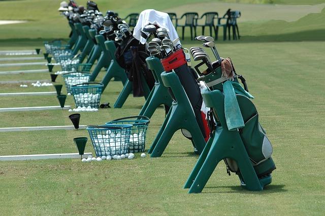 los feliz golfing LA