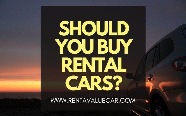 Should You Buy Rental Cars header